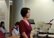 김시은 자매님이 새신자반을 수료하였습니다.